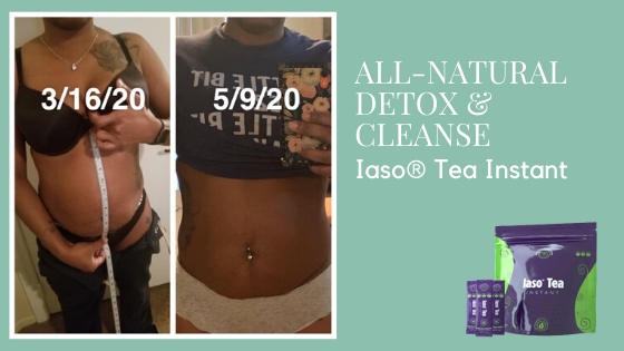 iaso instant detox tea reviews
