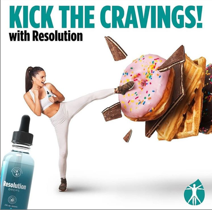 resolution drops for weight loss