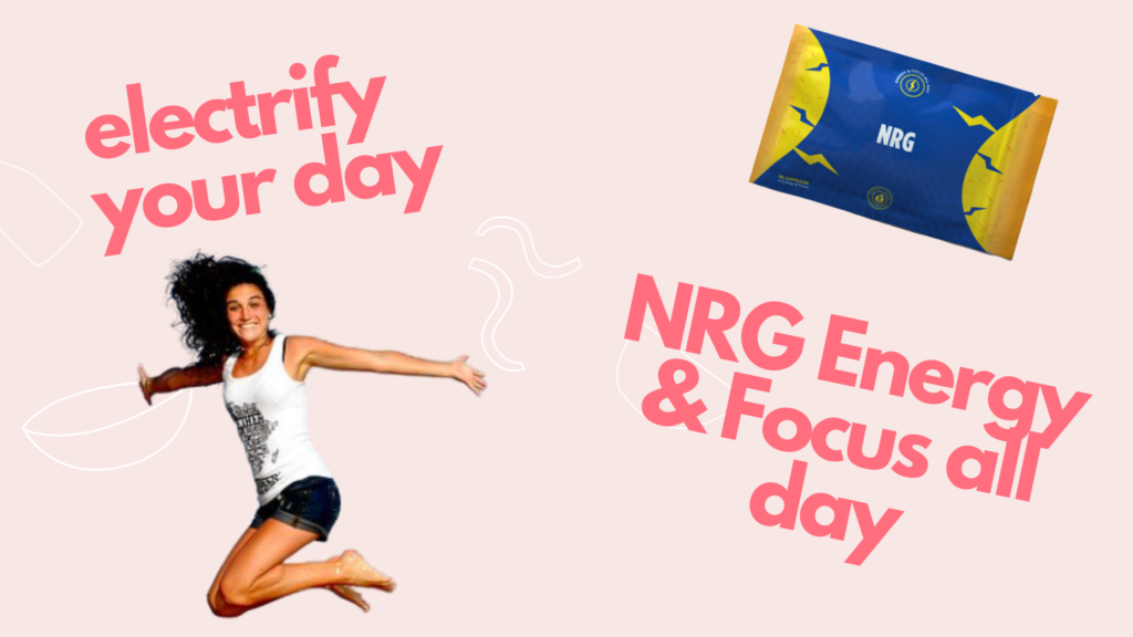 What is NRG supplement?